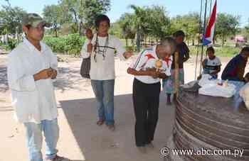 Los ava guarani de Villeta exigen titulación de tierra - Nacionales - ABC Color