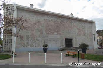 Villepreux - L'église Saint-Vincent-de-Paul rejoint les Monuments historiques | La Gazette de Saint-Quentin-en-Yvelines - La Gazette de Saint-Quentin-en-Yvelines