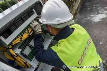 Castelplanio, a Macine arriva la fibra ottica - CentroPagina - Centropagina