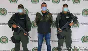 Cae en Tierralta alias 'Andrés', cabecilla financiero del Clan del Golfo - Caracol Radio