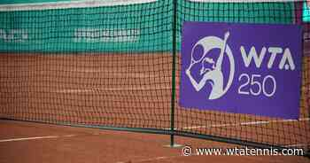 WTA adds two new 250 tournaments in Parma and Hamburg to 2021 calendar - WTA Tennis