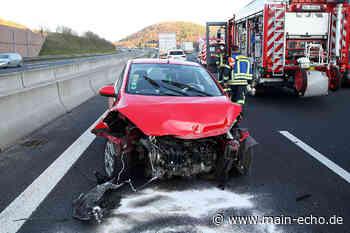 Mehrere Unfälle auf der A3 bei Waldaschaff am Freitagabend - Main-Echo