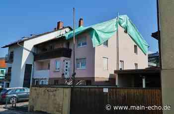 Dachstuhlbrand in Waldaschaff zerstört Lebenstraum von zwei Familien - Main-Echo