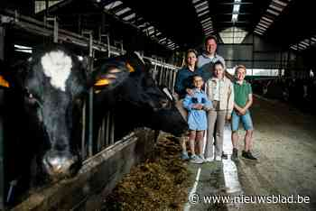 """Limburgs gezin speelt in nieuwe reclame van Danone: """"Echt een levenservaring"""""""
