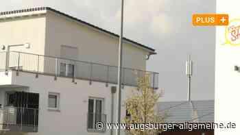 Anwohner in Affing verärgert: Telekom stockt den Funkmast auf - Augsburger Allgemeine