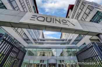 Clichy : un fonds d'investissement acquiert l'immeuble Equinox - Immoweek