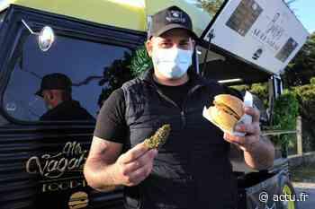 Gironde. Food truck à Langon : Rémy crée un burger au CBD - Le Républicain