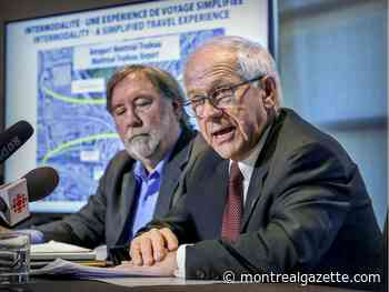 Dorval mayor frustrated with lack of progress on REM extension - Montreal Gazette