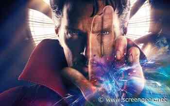 Beardless Benedict Cumberbatch Spotted On 'Doctor Strange 2' Set - ScreenGeek