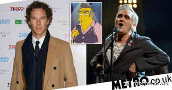 Benedict Cumberbatch slammed by Morrissey's manager for The Simpsons - Metro.co.uk