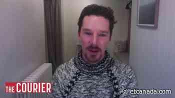 Benedict Cumberbatch On New British Spy Film 'The Courier' - ETCanada.com