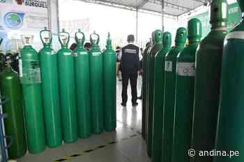 Región Lima instalará segunda planta de oxígeno en Huacho para asegurar abastecimiento - Agencia Andina