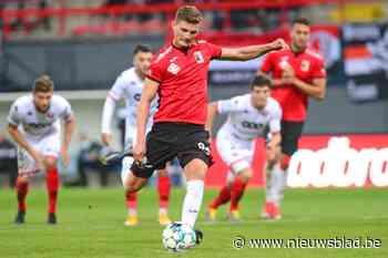 """Nicolas Rommens (RWD Molenbeek): """"Winnen, en dan uitkijken naar volgend seizoen"""" - Het Nieuwsblad"""