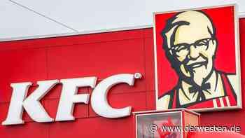 KFC: Fast-Food-Kette spricht in UK plötzlich über deutschen Drittligisten - Der Westen