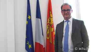 Régionales 2021 en Normandie : François-Xavier Priollaud (Louviers) est candidat derrière Hervé Morin - actu.fr