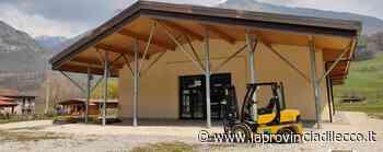 Barzio, alla Fornace Merlo oltre 400 vaccini al giorno - La Provincia di Lecco