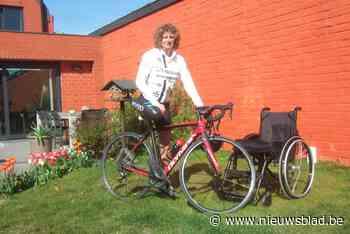 Nancy Guilliams in de bres voor G-sporters