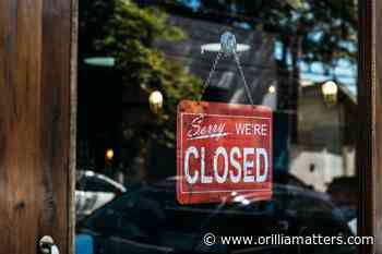 Here's what's open, closed in Penetanguishene - OrilliaMatters