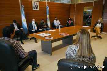 Sexta reunión para el proyecto de represas en Aguas Verdes - SI SAN JUAN