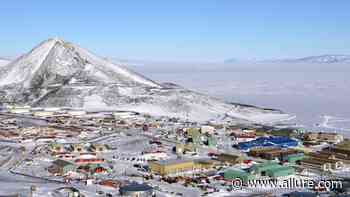 Meet the Hairstylist at the Only Salon in Antarctica's McMurdo Station - Allure