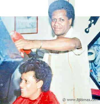 The Fiji Times » Kini the hairstylist and icon - Fiji Times
