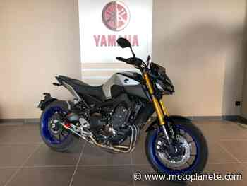Yamaha MT-09 SPORT TR. 2020 à 10990€ sur BESANCON - Occasion - Motoplanete