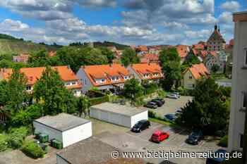 Neues Quartier beim Besigheimer Bahnhof: Ärztehaus im Hinterhof - Bietigheimer Zeitung