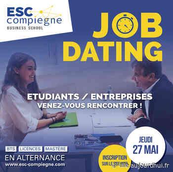 JOB DATING ESC COMPIEGNE - ESC Compiegne, Compiègne, 60200 - Sortir à Lille - Le Parisien Etudiant