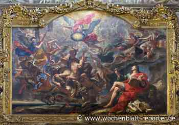 Erzengel Michael: Rohrbacher Kirche, Apokalypse und Schutzpatron: Michael besiegt den Teufel - Herxheim - Wochenblatt-Reporter