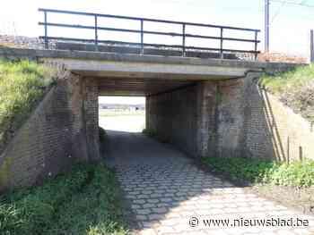 Fietstunnel Korte Kave definitief gesloten - Het Nieuwsblad