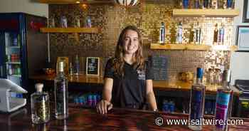 VIDEO: Student-run Hubbards distillery selling out while her Atlantic competitors shift production   Saltwire - SaltWire Network