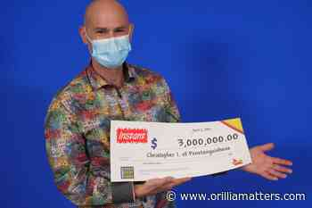 Penetanguishene long-term care worker wins $3M jackpot - OrilliaMatters