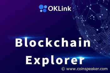 OKLink Launches Bitcoin Block Explorer as Rivals Mimic its USDK Stable Coin - Coinspeaker