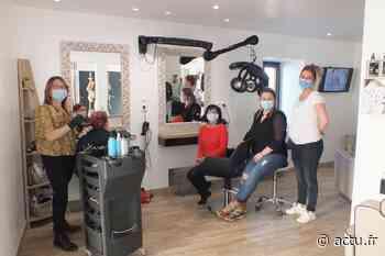 Près d'Evron : la patronne du salon de coiffure confie les clés à sa salariée - actu.fr