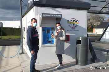 A Evron, deux amis créent une station de lavage innovante - Le Courrier de la Mayenne