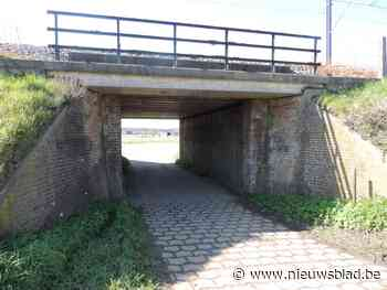 Fietstunnel Korte Kave definitief gesloten (Aalter) - Het Nieuwsblad