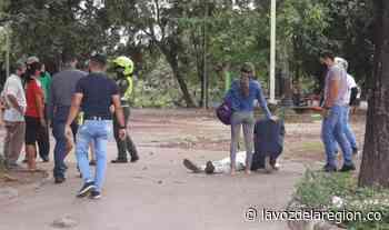 En balacera en el barrio El Caracolí de Neiva adulto mayor fue asesinado - Huila