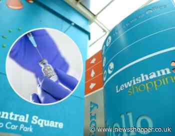 Lewisham Shopping Centre : Pop-up Covid vaccine clinic open - News Shopper