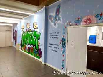 Lewisham: Mural to celebrate Covid-19 vaccine roll out - News Shopper