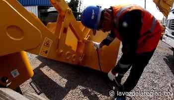 Maquinaria vial de Nátaga será sometida a mantenimiento preventivo - Huila