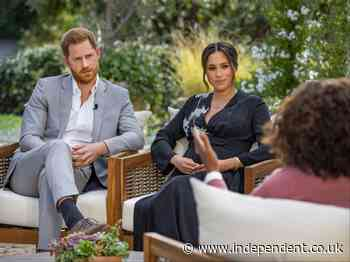 Oprah says she was surprised by Meghan Markle racism claims in interview