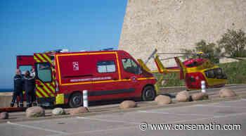 Calvi : un blessé grave sur un chantier - Corse-Matin