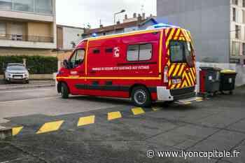 Près de Lyon : un homme gravement blessé à Vaulx-en-Velin - LyonCapitale.fr