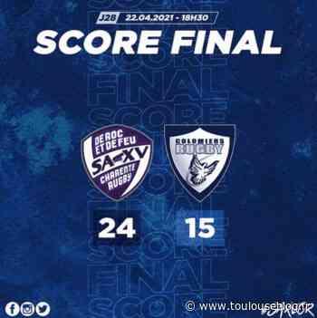 Pro D2 : Colomiers tombe à Soyaux-Angouleme (24-15) - Toulouseblog.fr