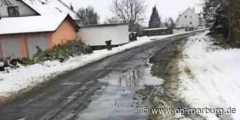Straße in Stadtallendorf soll nach 39 Jahren fertig werden - Oberhessische Presse