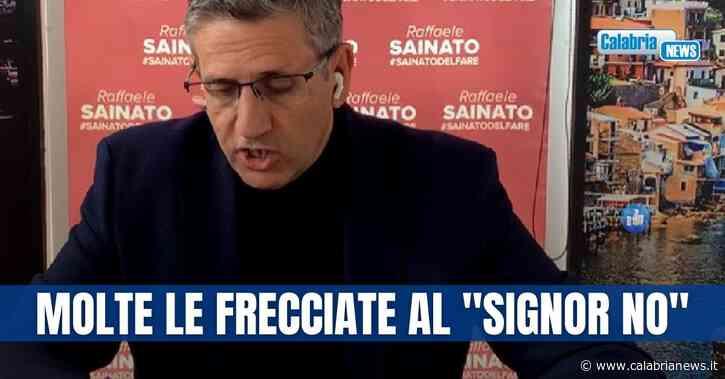 """Sainato (Fi): """"Sì al reparto CoVid all'ospedale di Locri, ma in sicurezza"""" - Calabria News"""