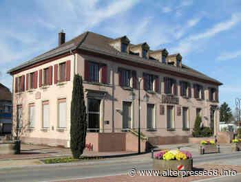 A Sausheim, près de Mulhouse, c'est D'r Maire ìn d'r Bubbalaschüal…* - Alterpresse68