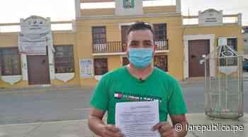 La Libertad: piden suspensión de alcalde de Chocope, sentenciado por corrupción - LaRepública.pe