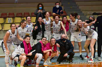 A2 - Faenza supera San Giovanni Valdarno e blinda il primo posto - Basketinside.com - Basketinside