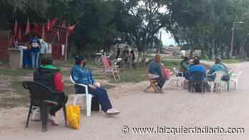 Municipales de El Talar siguen reclamando por el planta permanente - La Izquierda Diario